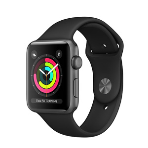 Řemínky pro Apple Watch Series 1/2/3 (42/44mm)