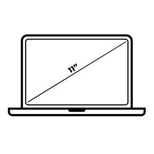 """Brašny a obaly pro Macbook 11"""""""
